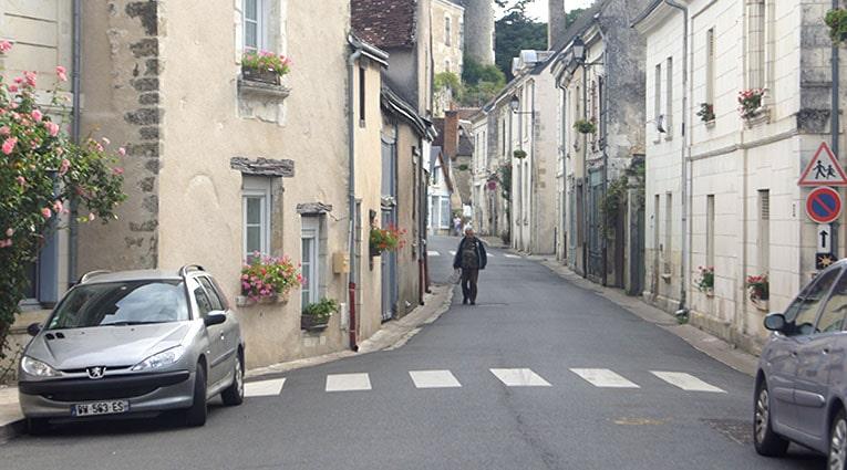Modification du stationnement Grande Rue